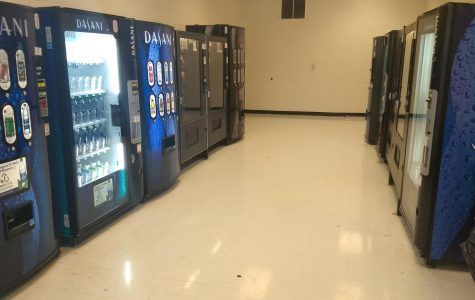 A Critique of the School Vending Machines