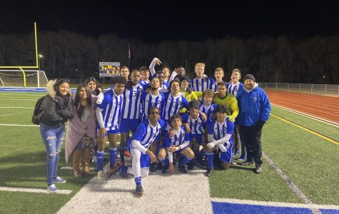 Boys Soccer Defeats Alcovy