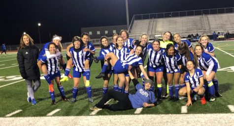 Girls Soccer Routs Alcovy