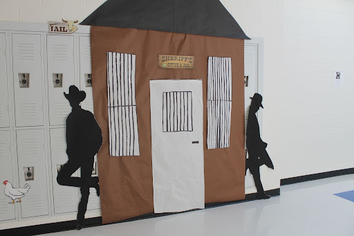 Students with missing assignments might have to visit the jailhouse.